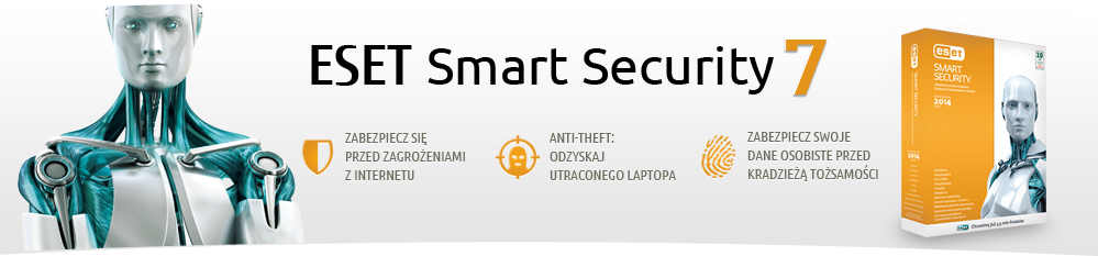 Antywirus ESET Smart Security