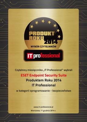 ESET - Produkt roku 2014