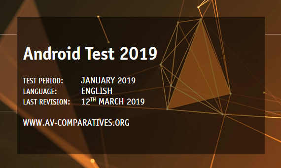 android test 2019