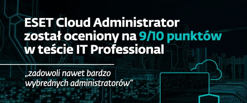 ESET Cloud Administrator w IT PRO TEST